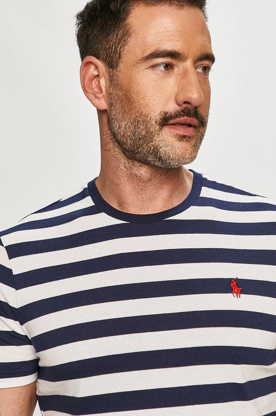 bílá Polo Ralph Lauren - Tričko