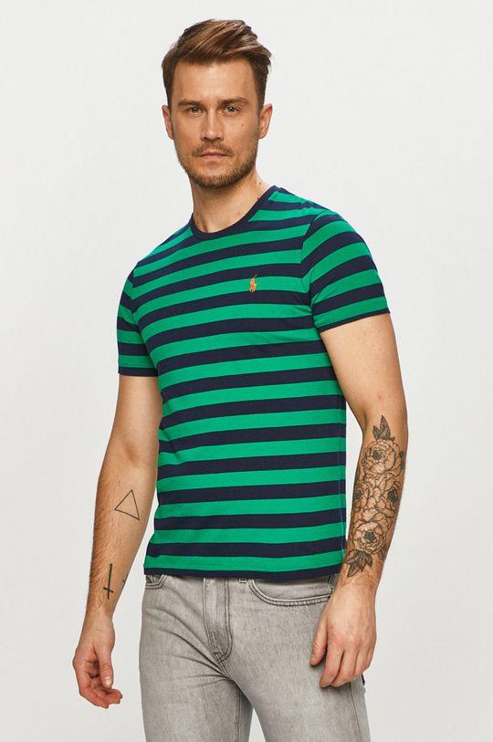 zelená Polo Ralph Lauren - Tričko Pánsky