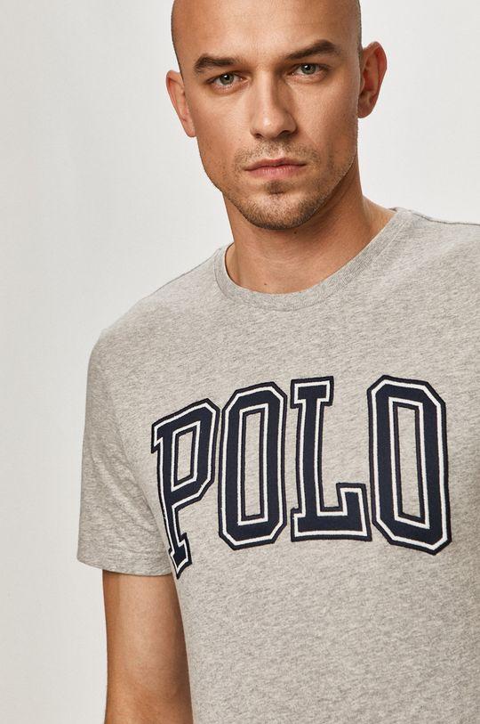 sivá Polo Ralph Lauren - Tričko Pánsky