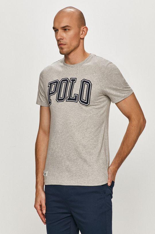 sivá Polo Ralph Lauren - Tričko