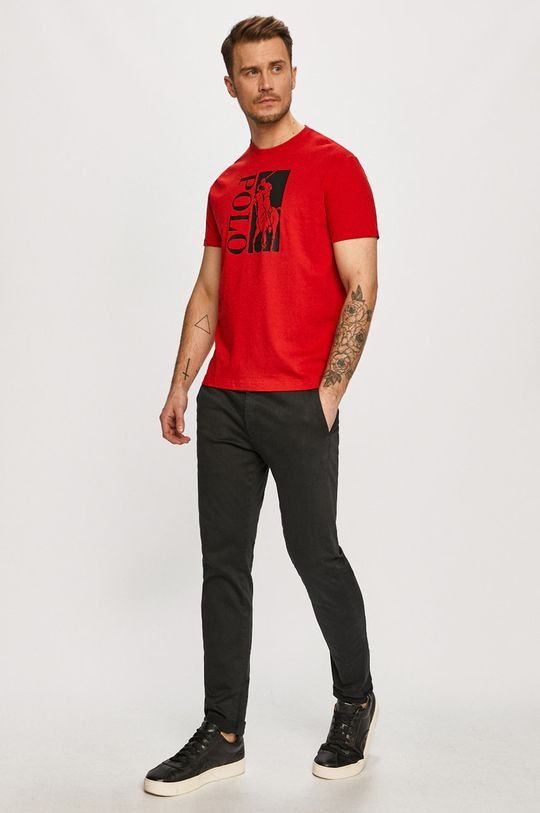 Polo Ralph Lauren - Tričko červená