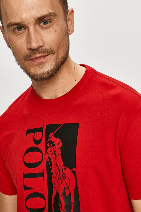 červená Polo Ralph Lauren - Tričko