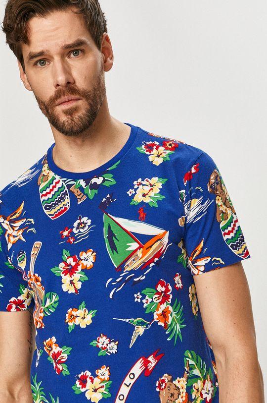 viacfarebná Polo Ralph Lauren - Tričko Pánsky