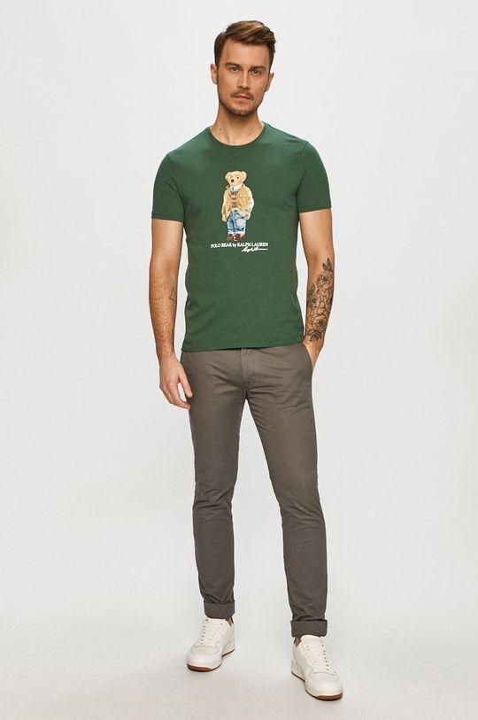 Polo Ralph Lauren - Tričko zelená