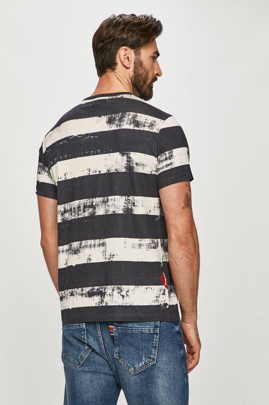 Desigual - Tričko  100% Bavlna