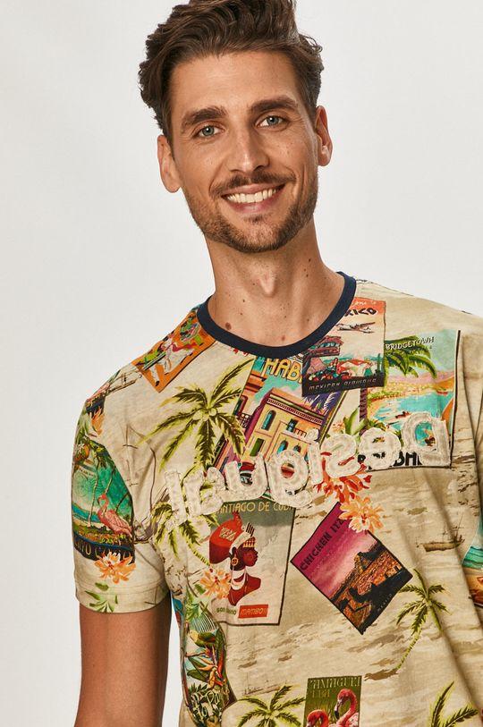 multicolor Desigual - T-shirt