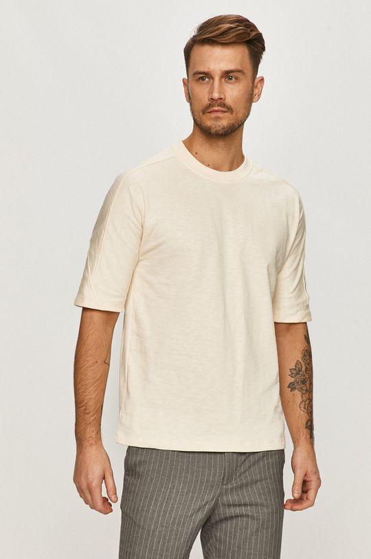cielisty Hugo - T-shirt Męski