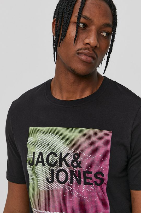 Jack & Jones - Tričko čierna