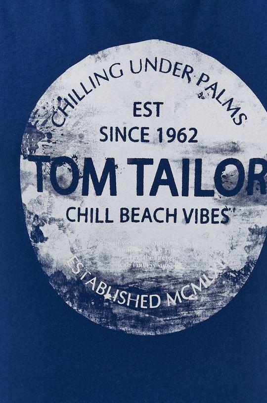 albastru Tom Tailor - Tricou