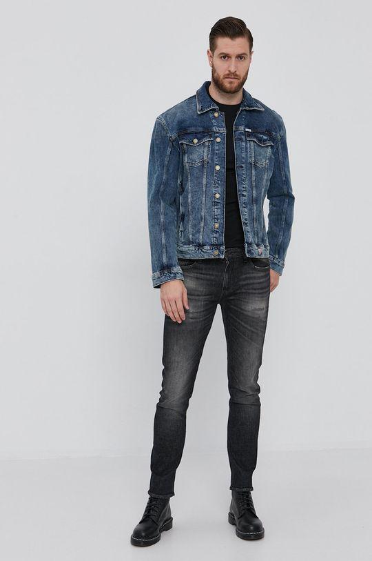 Karl Lagerfeld - Tričko (2-pack) čierna
