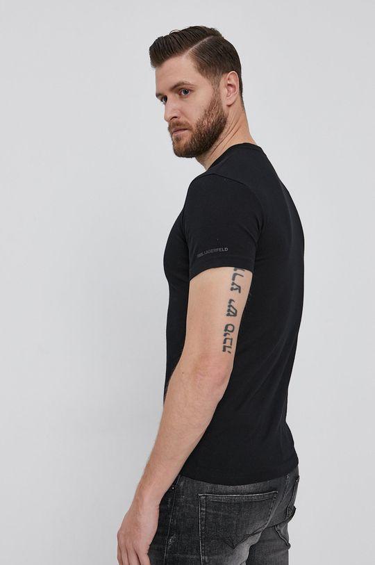 Karl Lagerfeld - Tričko (2-pack)  100% Bavlna