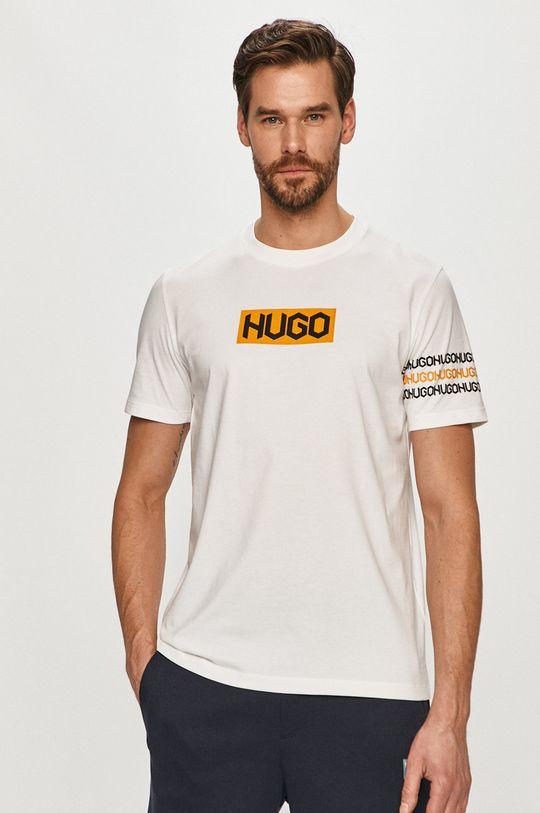 biela Hugo - Tričko Pánsky