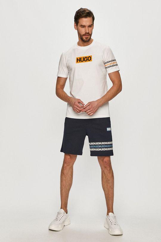 Hugo - Tričko biela