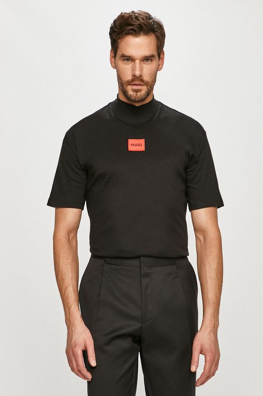 negru Hugo - Tricou