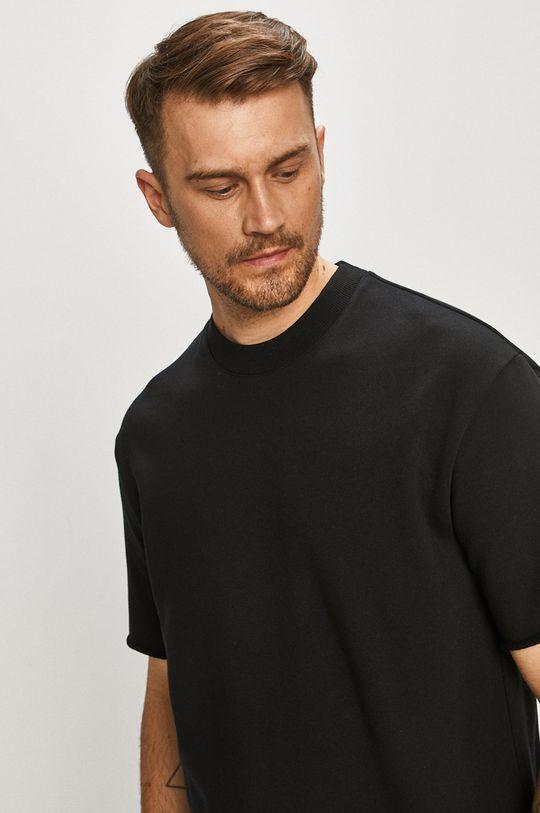 černá Hugo - Tričko