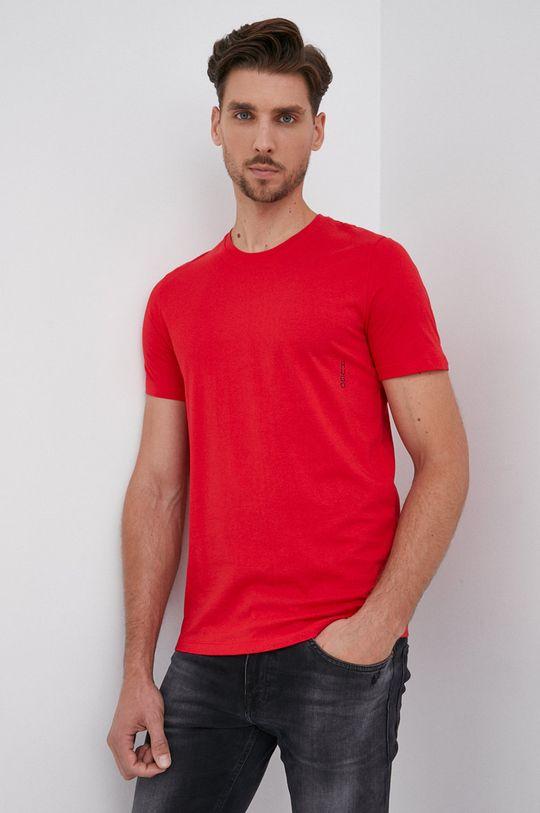 červená Hugo - Tričko (2-pack) Pánský