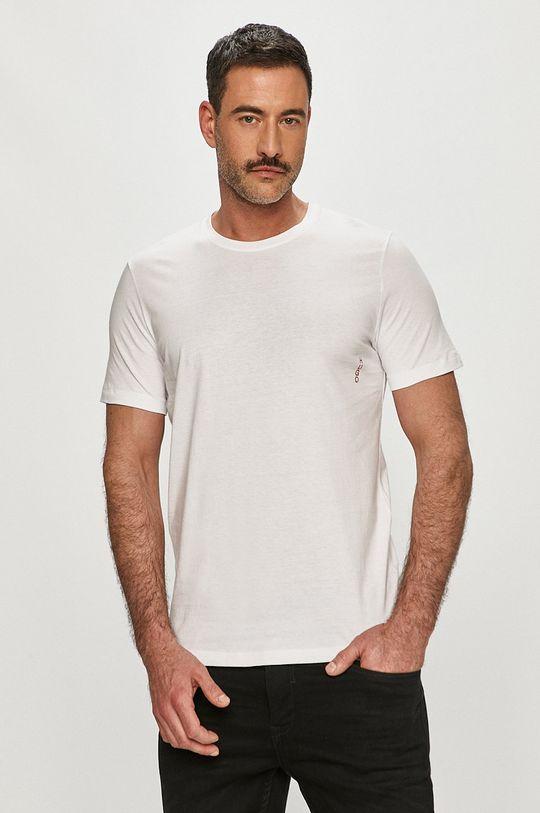 Hugo - T-shirt (2-pack) ostry zielony