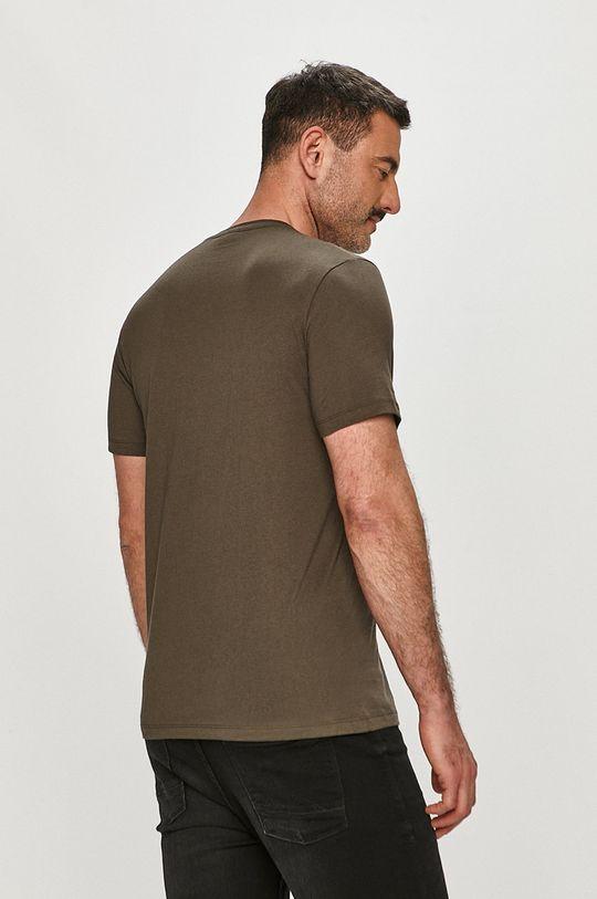 ostry zielony Hugo - T-shirt (2-pack)