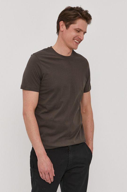 Hugo - T-shirt (2-pack) zielony
