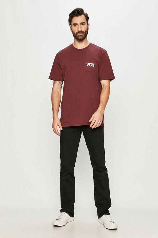 Vans - Tričko fialová