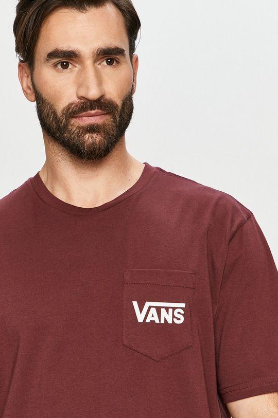 fialová Vans - Tričko