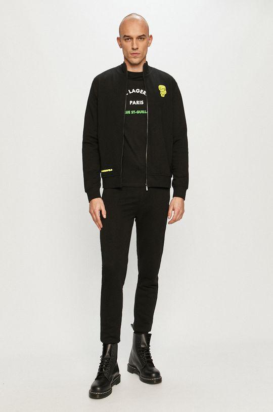 Karl Lagerfeld - Tričko čierna