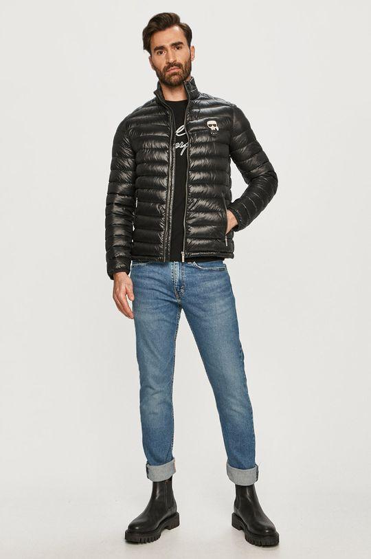 Karl Lagerfeld - Tričko černá