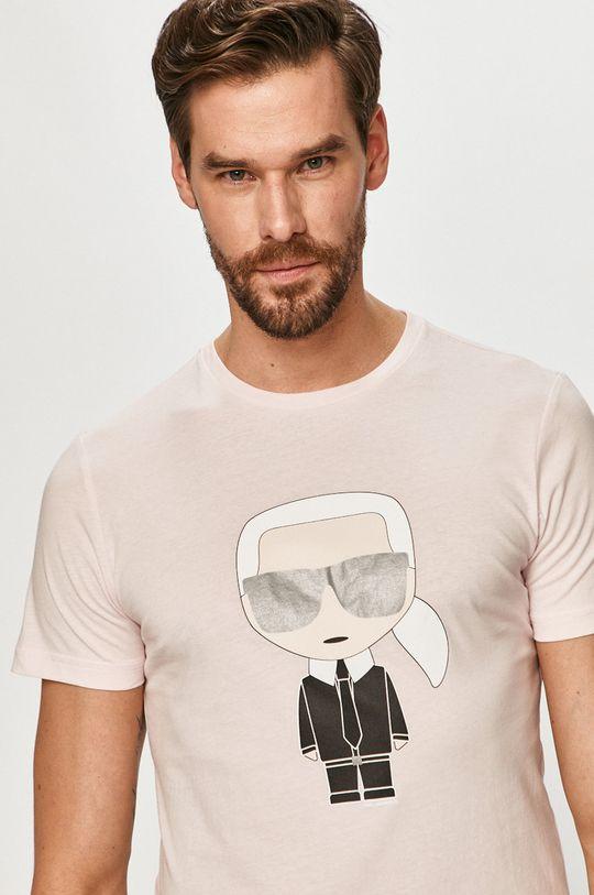 růžová Karl Lagerfeld - Tričko