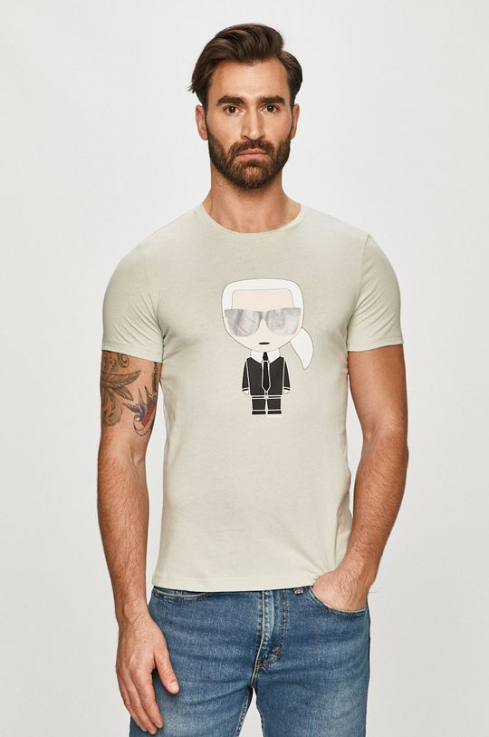 mátová Karl Lagerfeld - Tričko Pánský