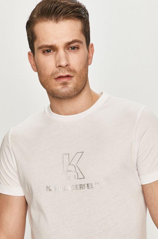 bílá Karl Lagerfeld - Tričko