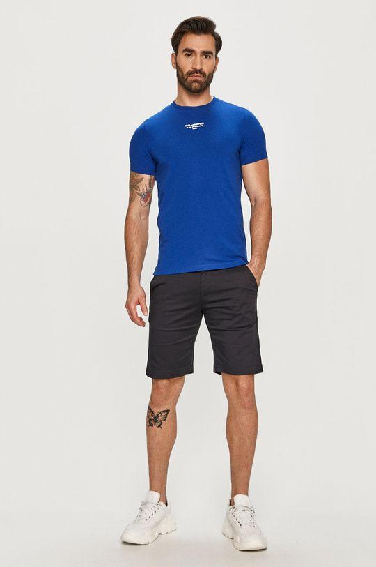 Karl Lagerfeld - Tričko modrá