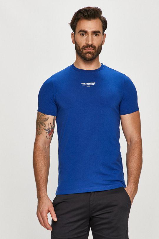modrá Karl Lagerfeld - Tričko