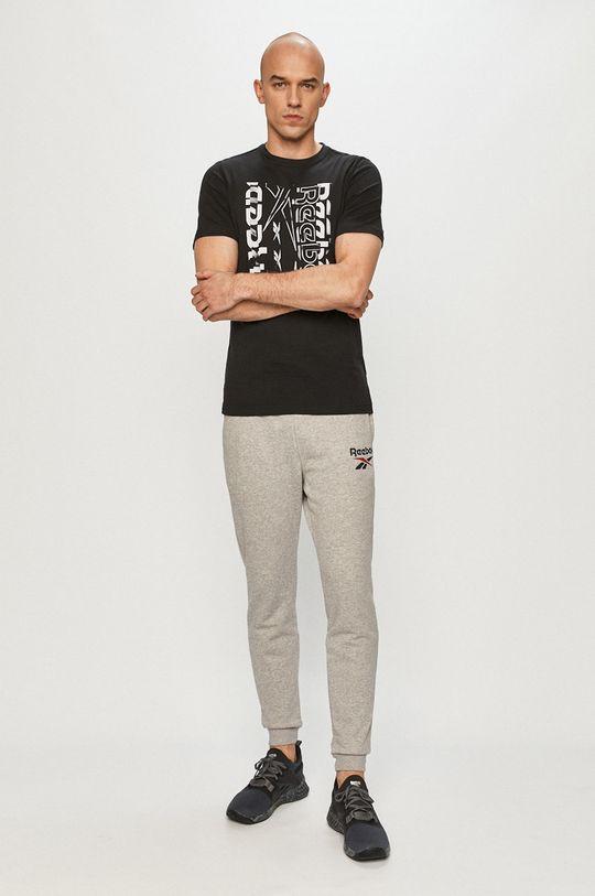 Reebok - Tričko černá