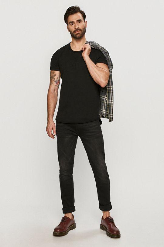 Tigha - Tričko černá