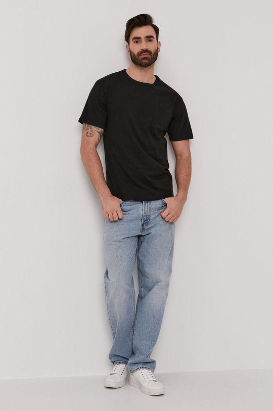 Tigha - Tričko Almos černá