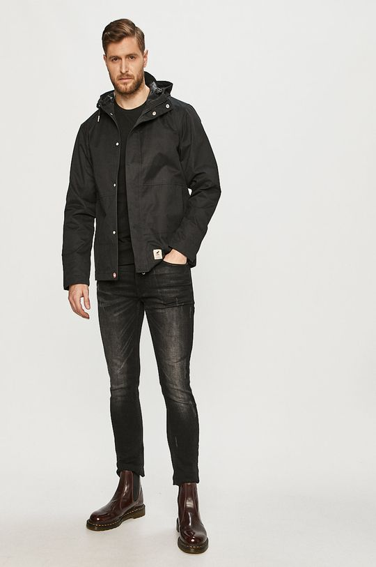 Tigha - Tričko Zander černá
