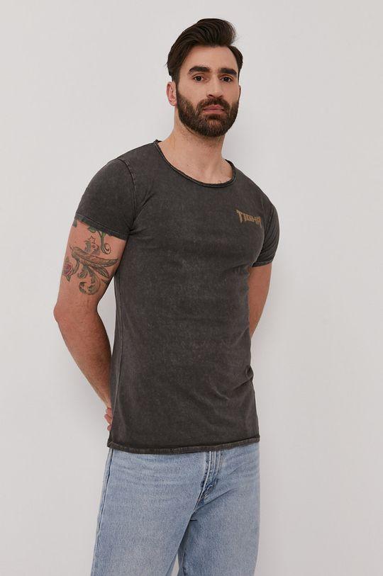 Tigha - T-shirt Vintage Eagle 100 % Bawełna