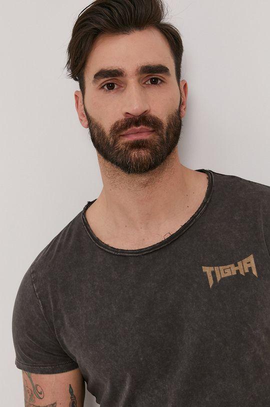 szary Tigha - T-shirt Vintage Eagle