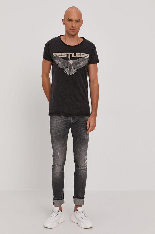 Tigha - T-shirt grafitowy