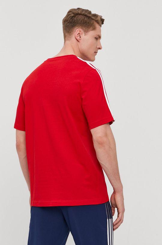 adidas - Tričko  Základná látka: 100% Bavlna Elastická manžeta: 95% Bavlna, 5% Elastan