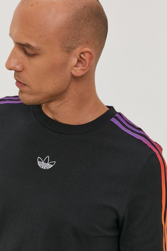 čierna adidas Originals - Tričko GN2423