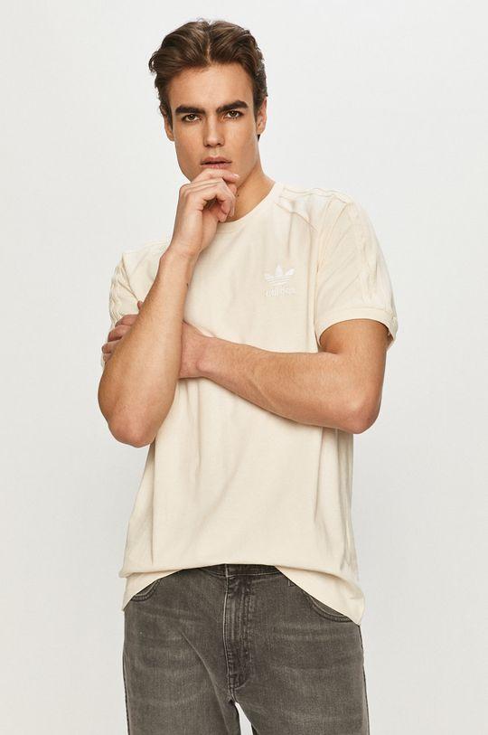 cielisty adidas Originals - T-shirt Męski