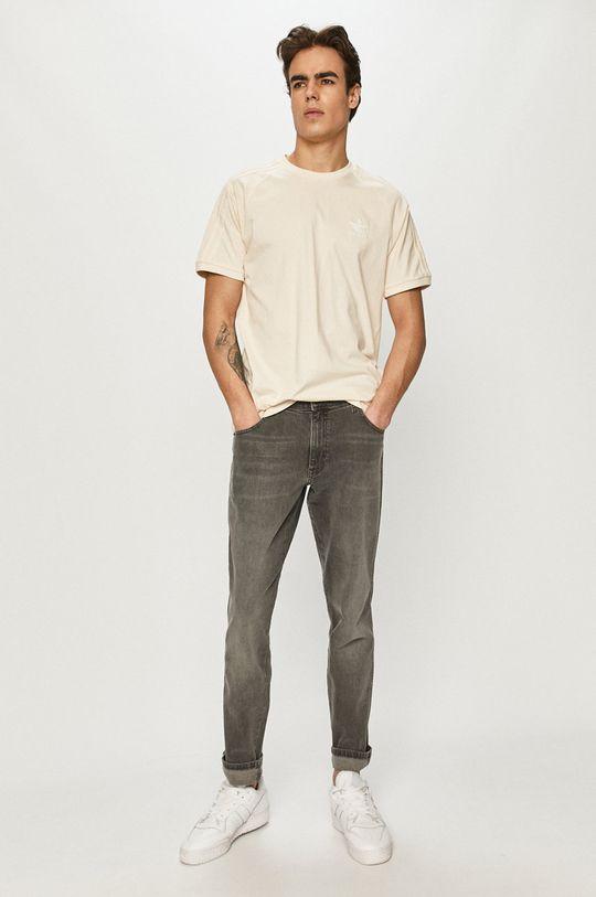 adidas Originals - T-shirt cielisty