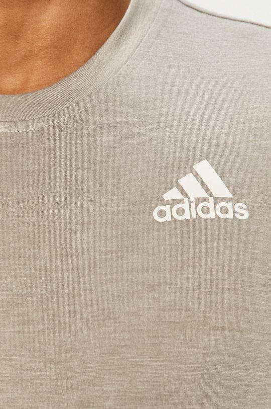 sivá adidas - Tričko