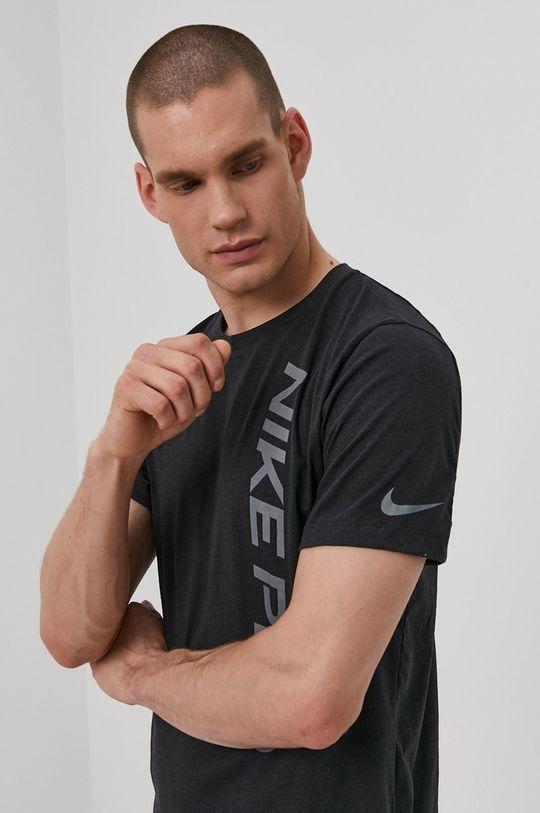 grafitová Nike - Tričko