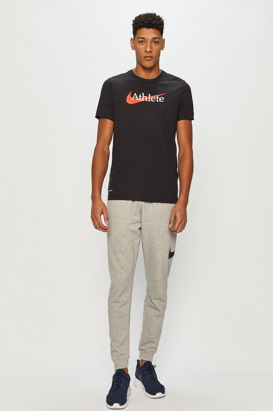 Nike - T-shirt czarny