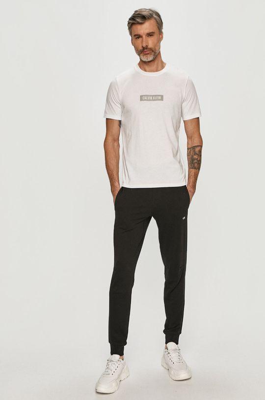 Calvin Klein Performance - Tričko biela