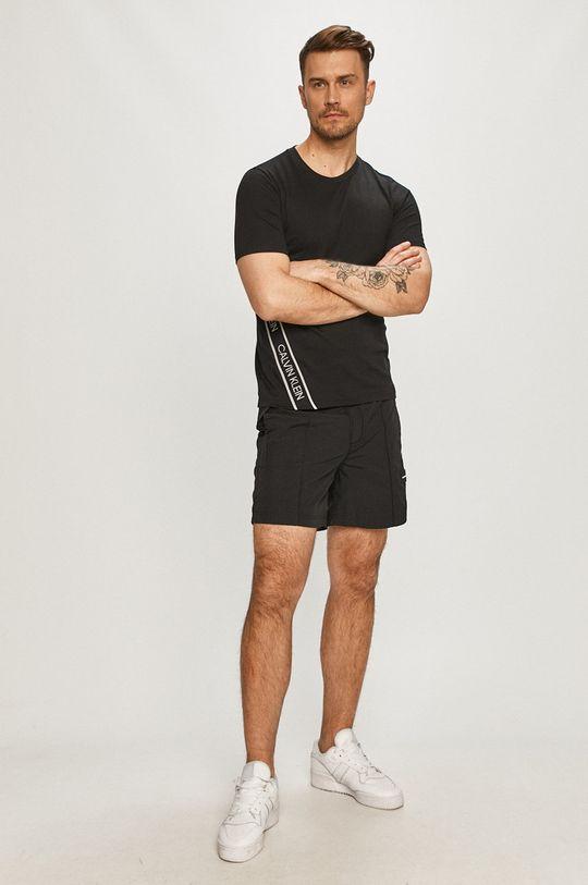 Calvin Klein Performance - T-shirt czarny
