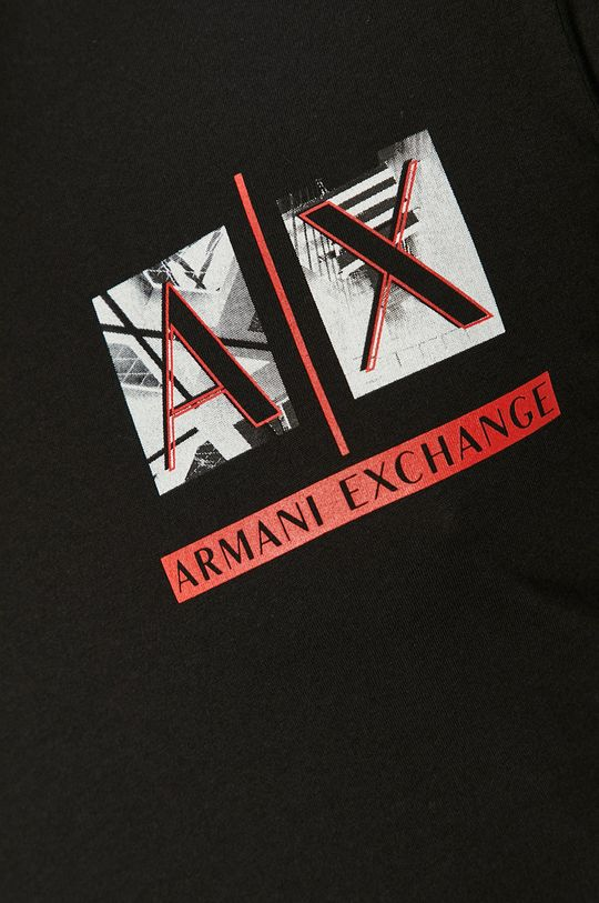 Armani Exchange - T-shirt Męski