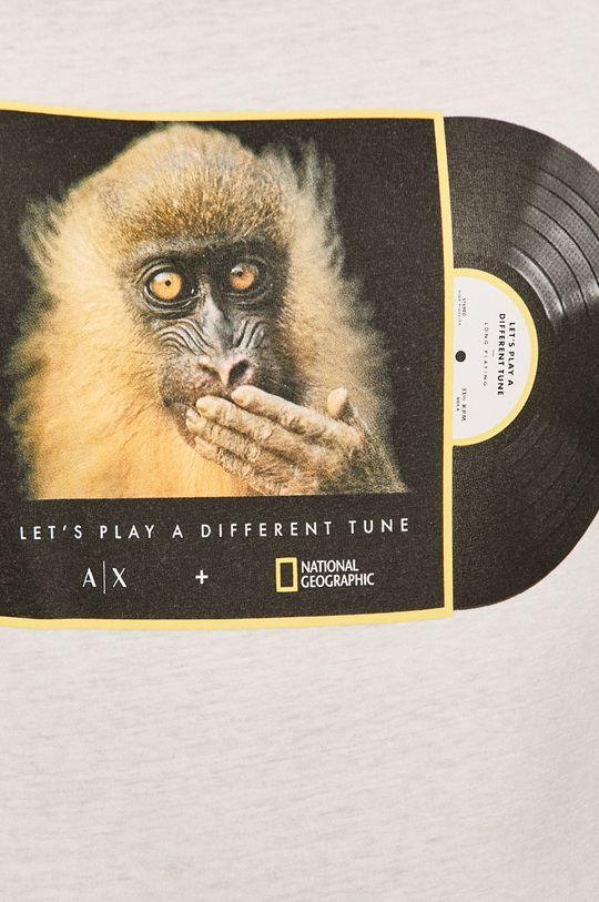 Armani Exchange - Tričko x National Geographic